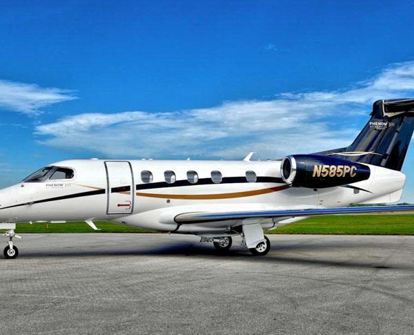 Embraer Phenom 300 купить бу