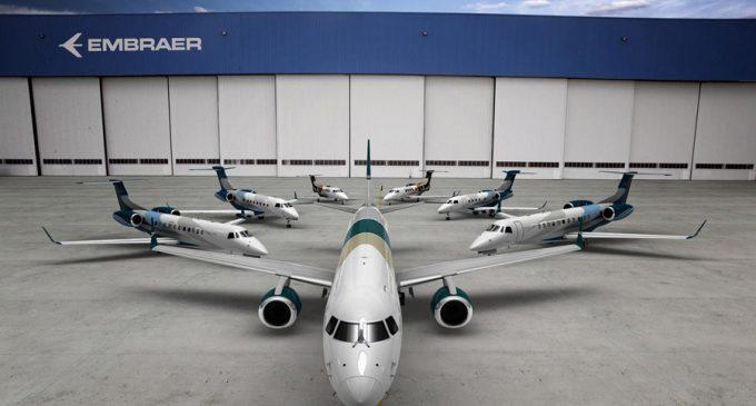 Самолеты Embraer