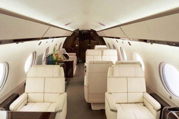 g650 4 600x400 - Gulfstream G650