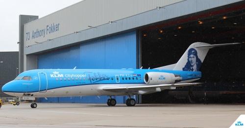 gggg - KLM  отказывается от Fokker