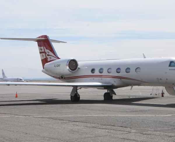 Gulfstream G450 купить бу