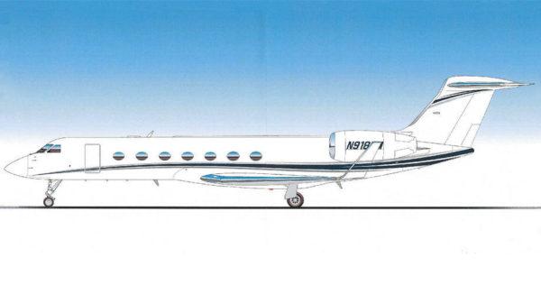 Gulfstream G550 купить бу