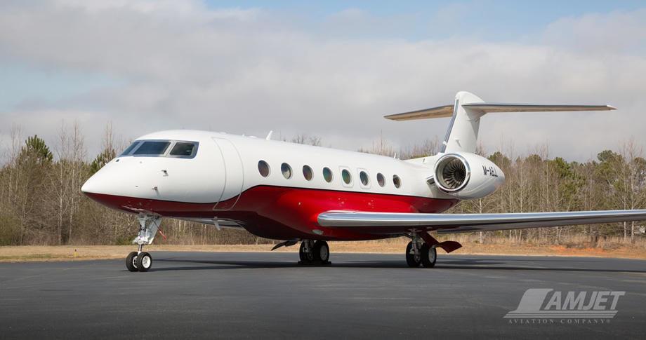 Gulfstream G650 купить бу