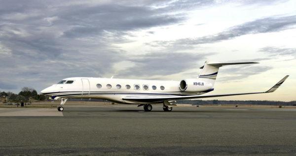 Gulfstream G650ER купить бу