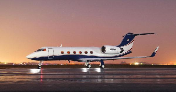 Gulfstream IVSP купить бу