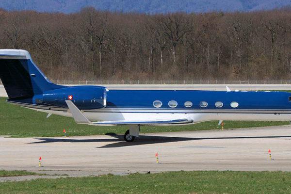 Gulfstream V купить бу