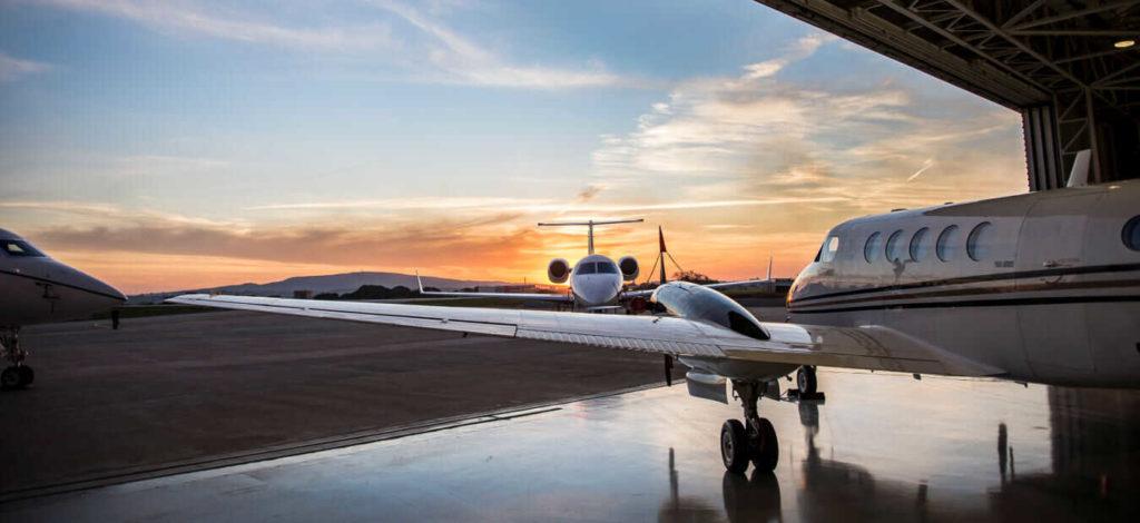 В результате слияние CB Air с Global Aviation возник Icon Aviation