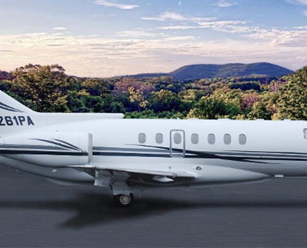 Hawker Beechcraft 1000 купить бу
