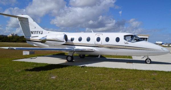 Hawker Beechcraft 400 купить бу