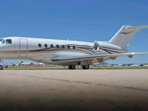Hawker Beechcraft 4000 купить бу