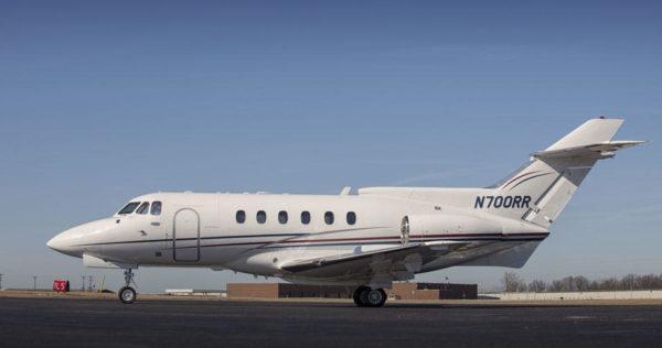 Hawker Beechcraft 700 купить бу