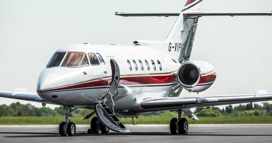 Hawker Beechcraft 800B купить бу