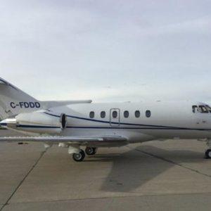 Hawker Beechcraft 800SP купить бу