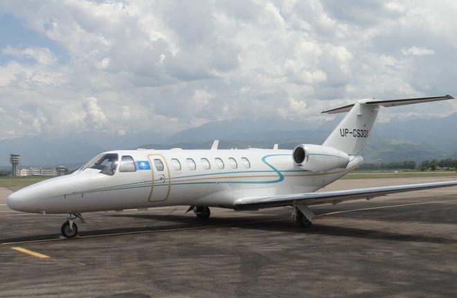 К полетам в Европу допустили двоих казахстанских деловых операторов