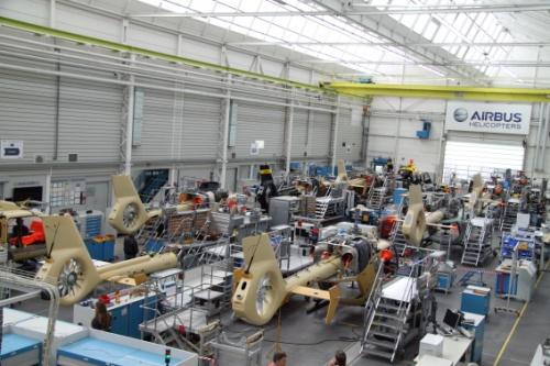 img 6621 - Airbus запускает производство вертолетов в Китае
