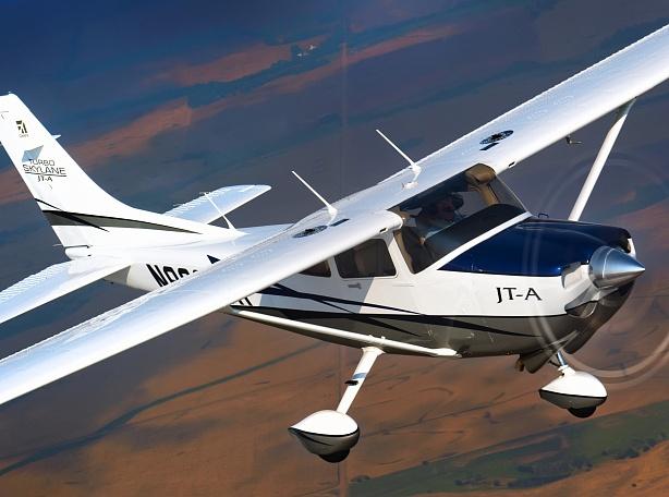 jta - Cessna Skyhawk JT-A получила сертификаты FAA и EASA