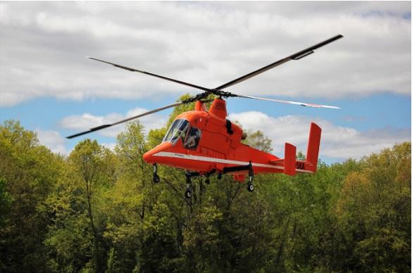 k max - К-МАХ совершил первый полет после возобновления проекта