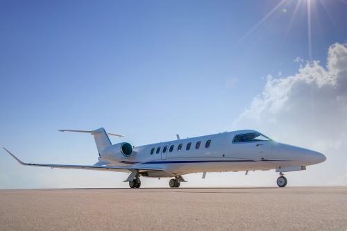 learjet - Bombardier   передал клиенту  3000-й бизнес-джет семейства  Learjet