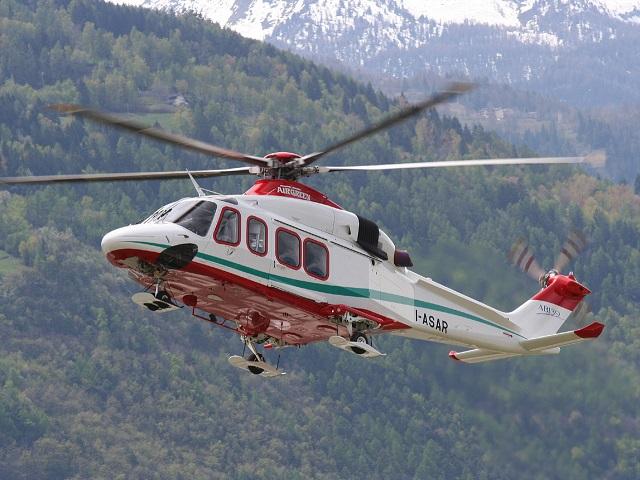 Марокканский оператор Heliconia получил два вертолета Leonardo Helicopters AW139