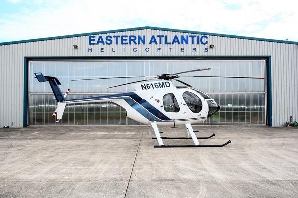 McDonnell Douglas Helicopter 500E купить бу