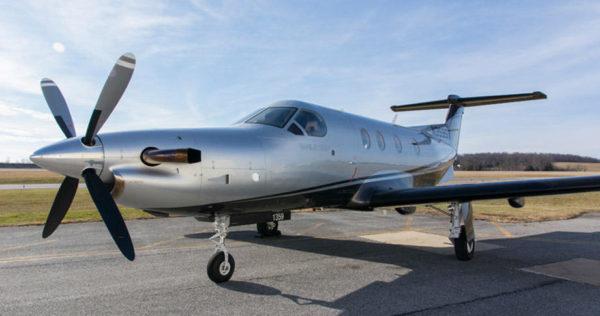 Pilatus PC-12 NG купить бу