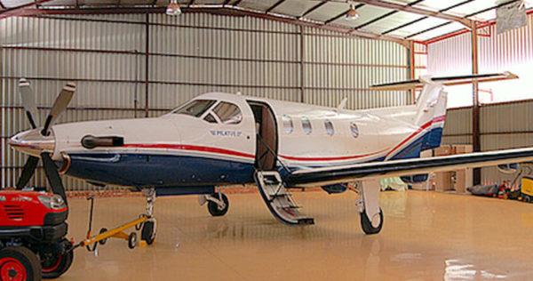 Pilatus PC12/45 купить бу