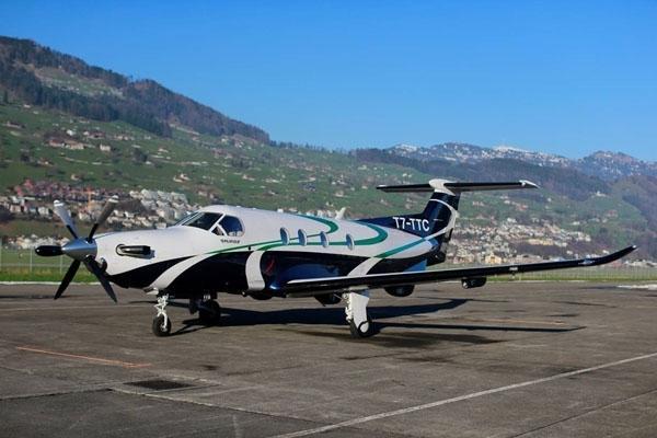Pilatus PC12/47 купить бу