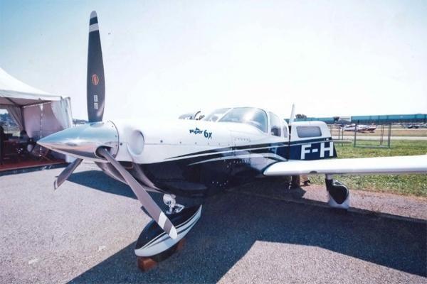 Piper 6X купить бу