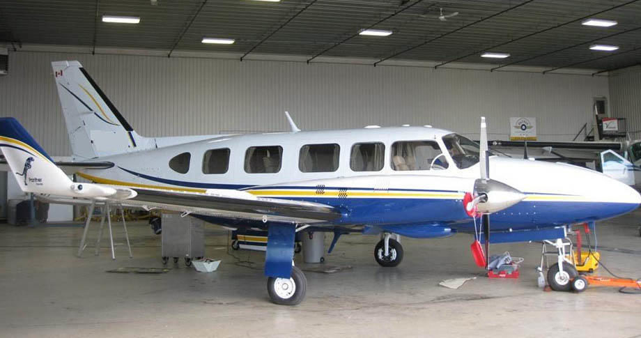 Piper Navajo Chieftain купить бу