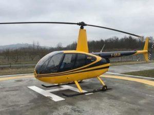 Robinson R44 Astro купить бу