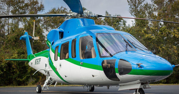 Sikorsky S-76C+ купить бу