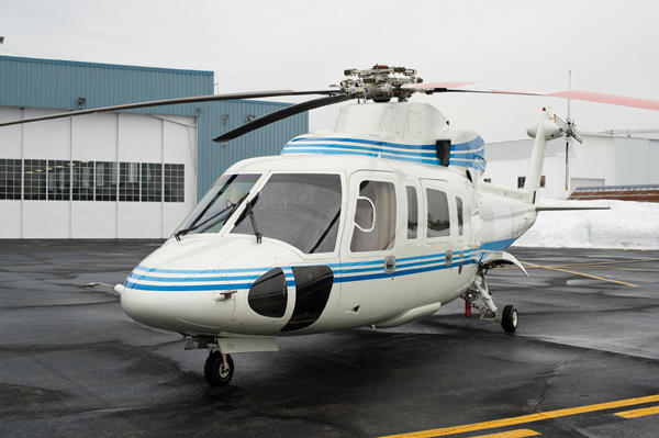 Sikorsky S-76C++ купить бу