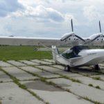 СК-12М — новый российский самолет-амфибия