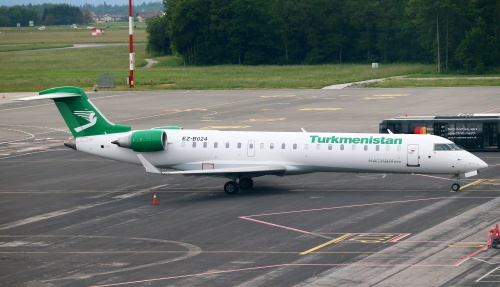 Bombardier Challenger 870CS правительства Туркмении