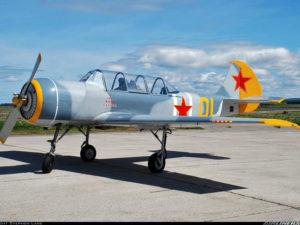 Yakovlev Yak-52 купить бу
