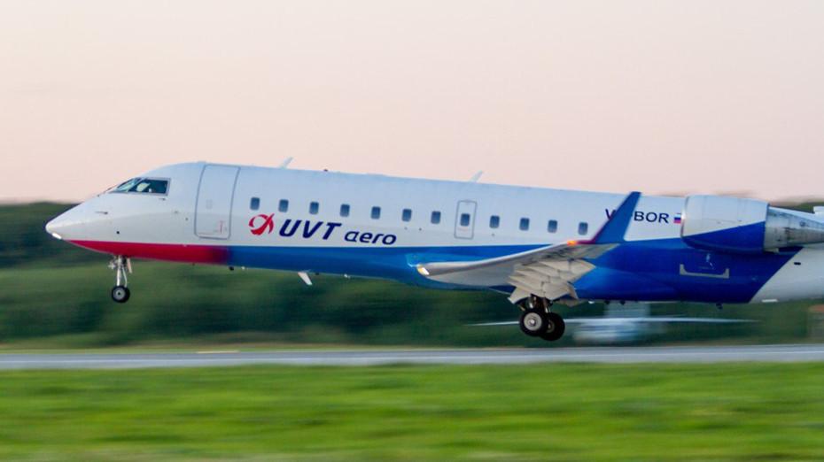 """yuvt aero - Авиакомпания """"ЮВТ Аэро"""" открыла 7 новых авиарейсов"""