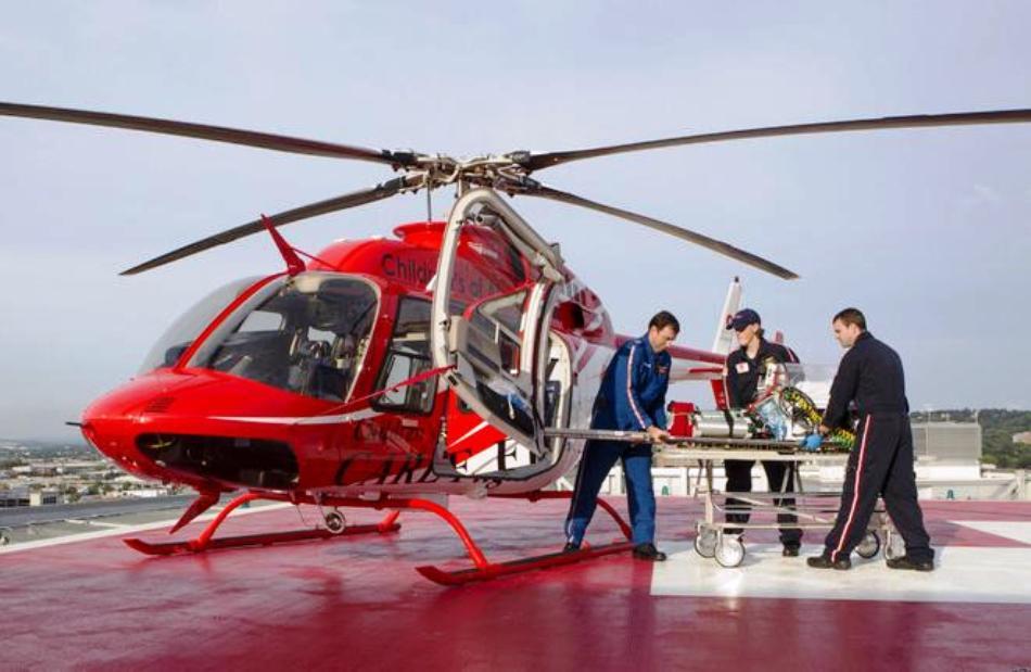 100 Bell 407GXP - Bell Helicopter получил заказ на 100 вертолетов от Китая