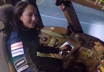 12 5.preview - Необычная тренировка на авиасимуляторе Boeing 777