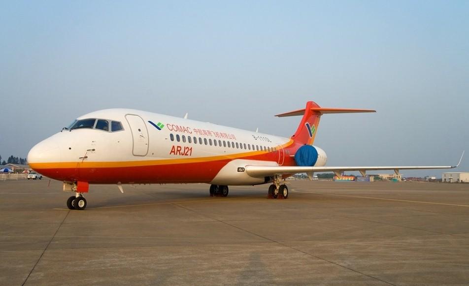 ARJ21 700 - Разрешили выпускать серийно китайские самолеты ARJ21-700