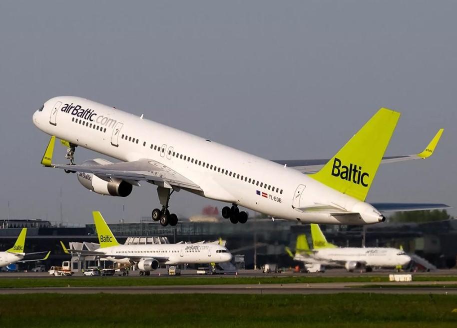 Авиакомпания AirBaltic ищет нового инвестора