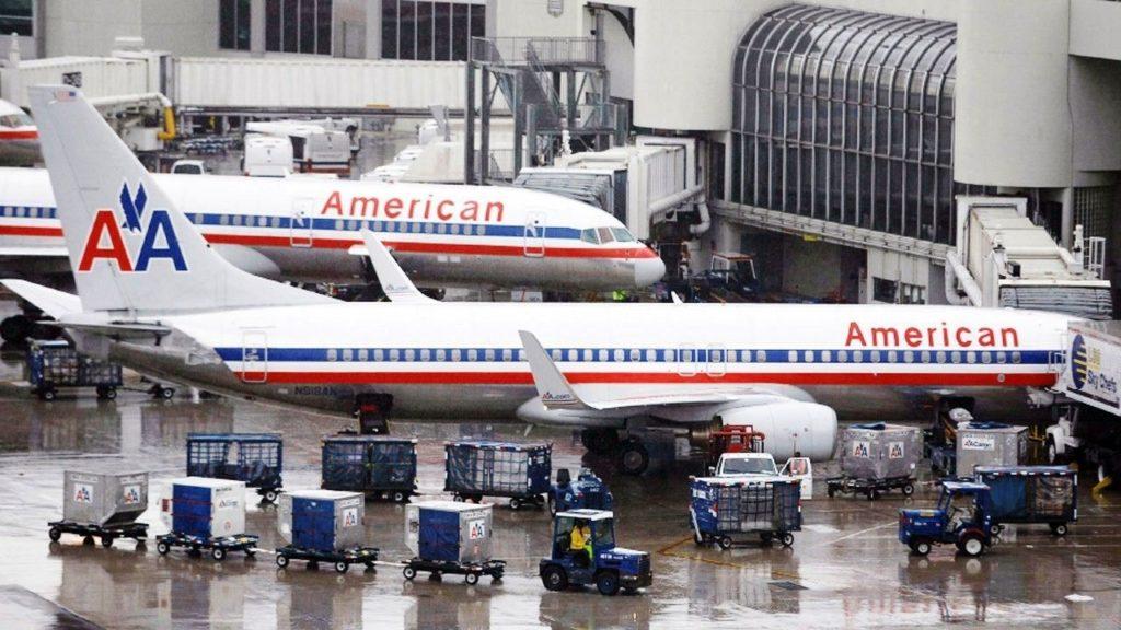 American Airlines 1024x576 - American Airlines запускает новую систему для защиты багажа