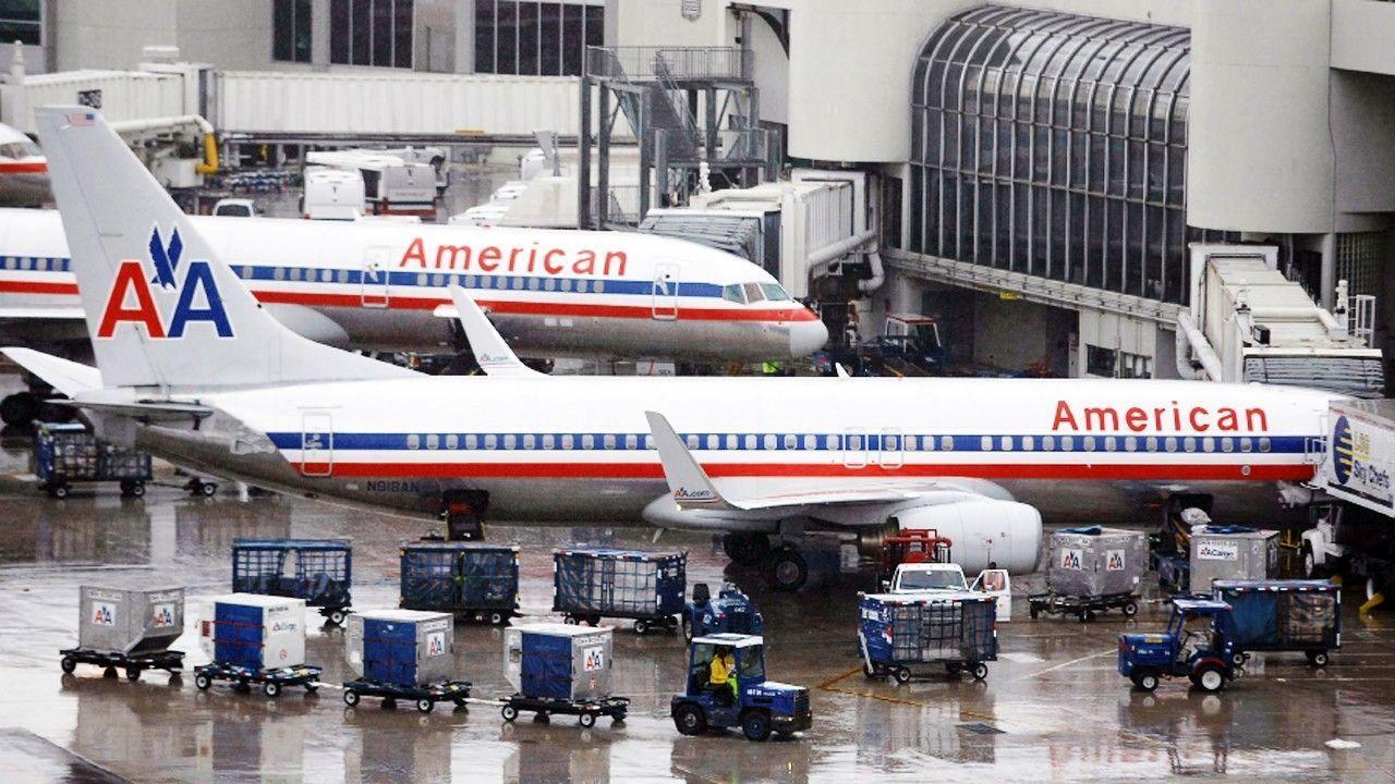 American Airlines - American Airlines запускает новую систему для защиты багажа