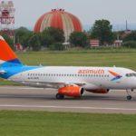 Azimuth 150x150 - Первый регулярный авиарейс из Крыма в Сочи заполнен на 90 процентов