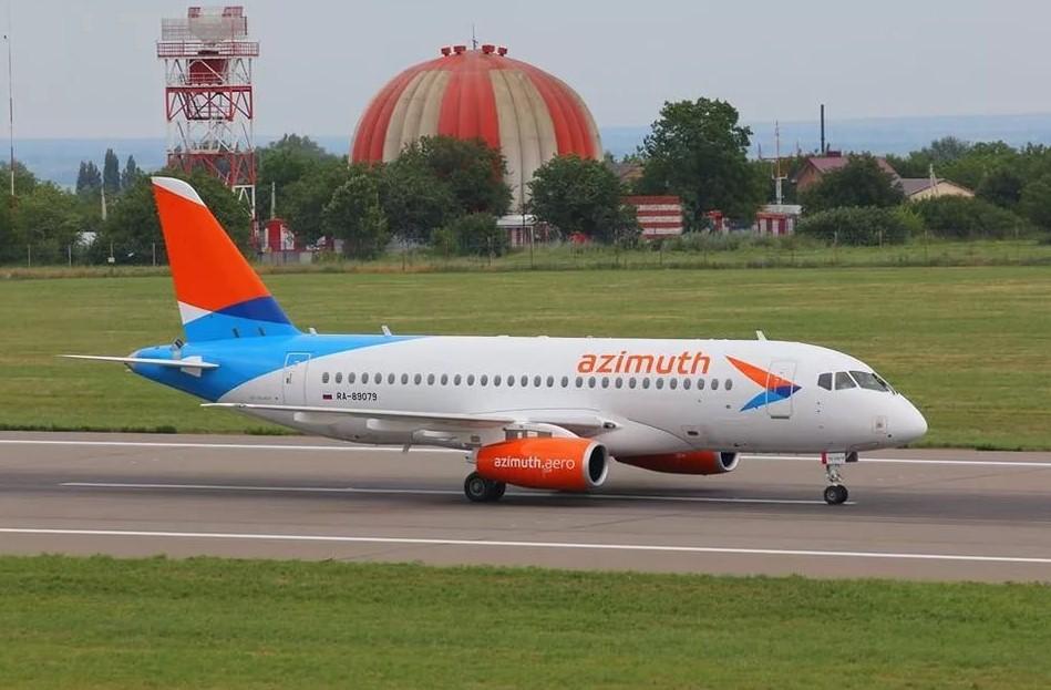 Azimuth - «Azimuth» купит еще четыре самолета Sukhoi Superjet 100