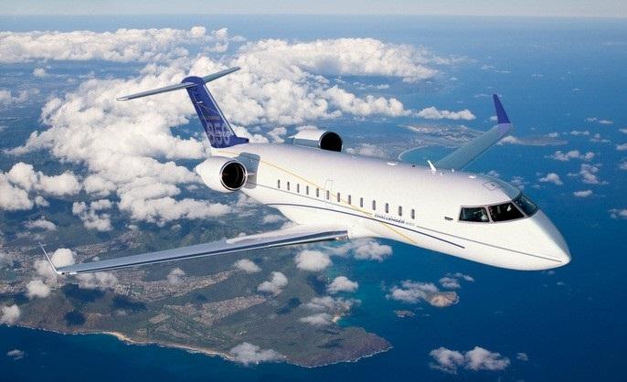 В июне 2017 года заказчики получили 14 новых бизнес-джетов Bombardier