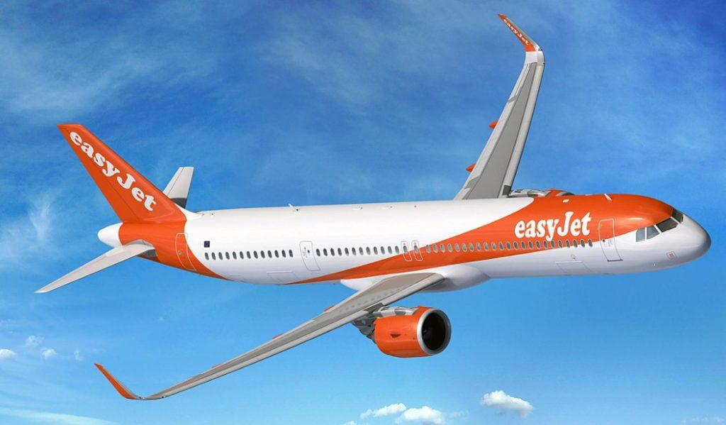 EasyJet создает новую авиакомпанию