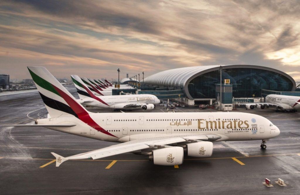 Emirates 1024x667 - Авиакомпании Emirates и Etihad будут сотрудничать с США