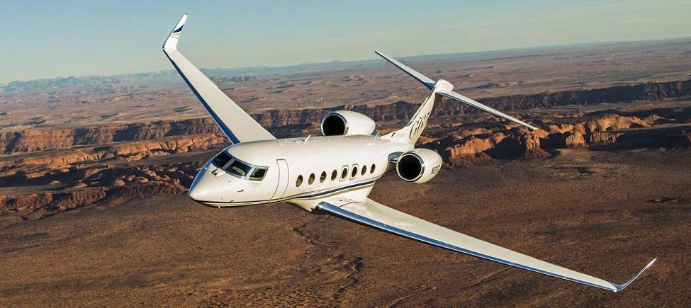 G650 - Бизнес-оператор Global Jet пополнил свой парк очередным G650