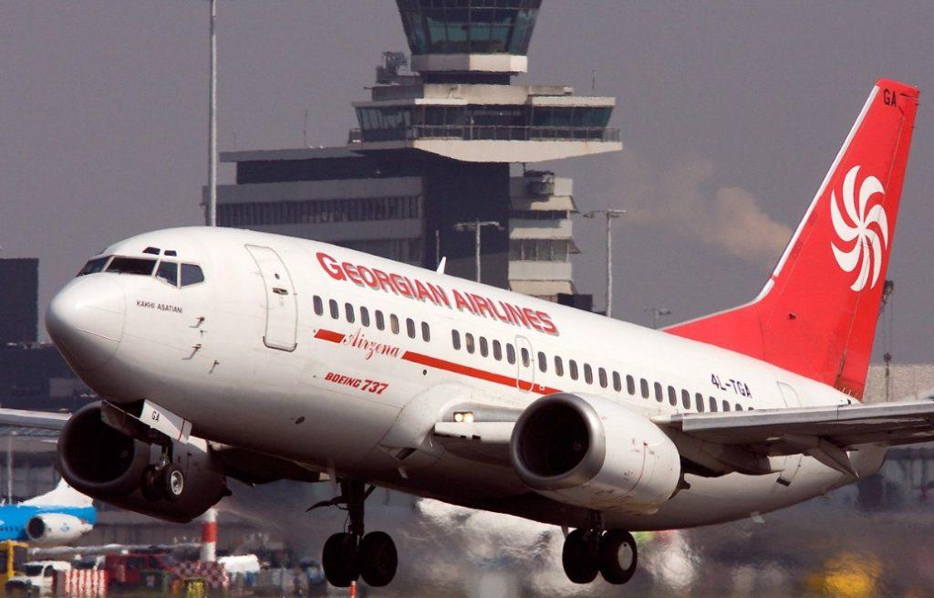 Georgian Airways 1024x655 - В Georgian Airways недовольны договором между Грузией и Россией