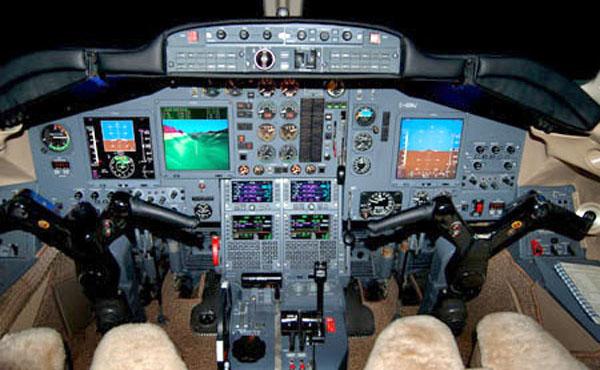 Hawker 700 4 - Hawker 700